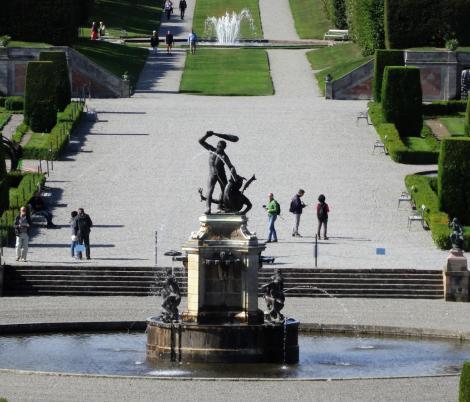 Schloss Drottningholm: Herkulesbrunnen (2019)
