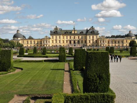 Schloss Drottningholm: Schlosspark (2019)