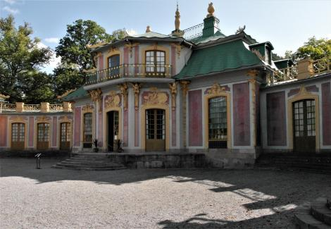 Schloss Drottningholm: Chinesisches Schlösschen (2019)