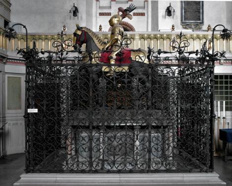 Strängnäs: Dom - Grabmal Karls IX. (2019)