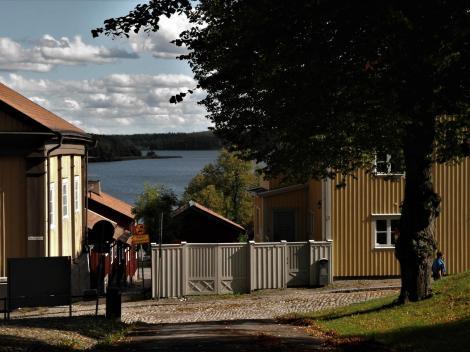 Strängnäs: Blick zum Mälarsee (2019)