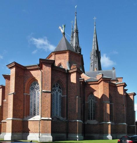 Uppsala: Dom - Chor (2019)