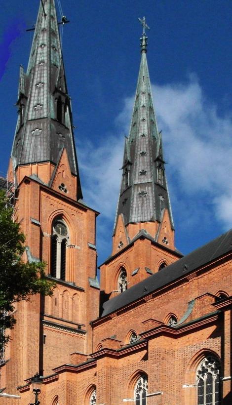 Uppsala: Dom - Südostansicht (2019)