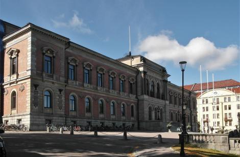 Uppsala: Universität (2019)