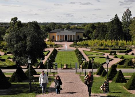 Uppsala: Botanischer Garten mit Linnéaneum (2019)