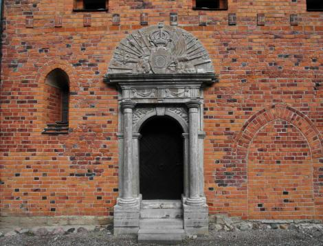 Vadstena: Kloster - Portal (2019)
