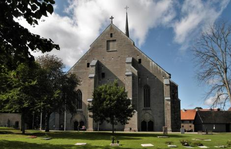Vadstena: Klosterkirche [Blaue Kirche] (2019)