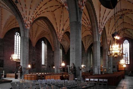 Vadstena: Klosterkirche (2019)