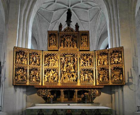 Västerås: Dom - Sture-Altar (2019)