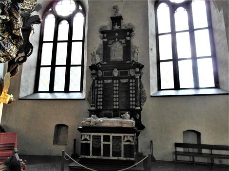 Västerås: Dom - Grabmal von Magnus Brahe (2019)