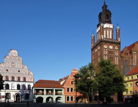 Stargard [poln. Stargard Szczecinski]: Marienkirche (2012)
