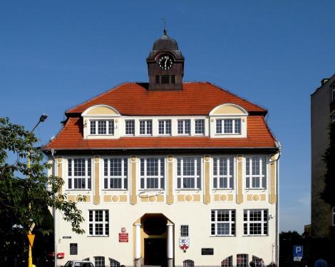 Naugard [poln. Nowogard]: Rathaus (2012)