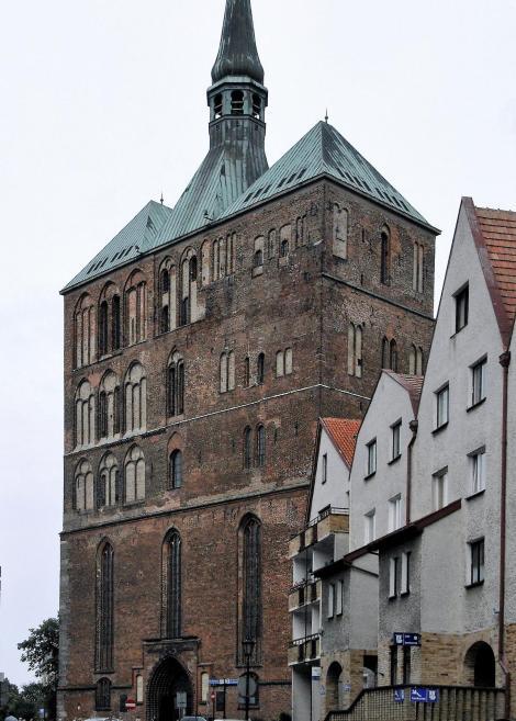Kolberg [poln. Kołobrzeg]: Dom (2007)
