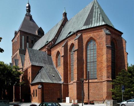 Köslin [poln. Koszalin]: Marienkirche (2012)