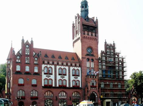 Stolp [poln. Słupsk]: Rathaus (2012)