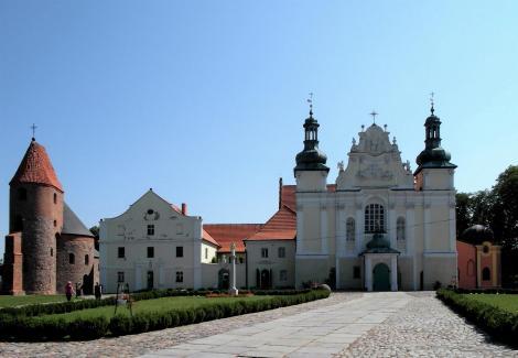 Strelno [poln. Strzelno]: Prokopkirche und Dreifaltigkeitskirche (2012)