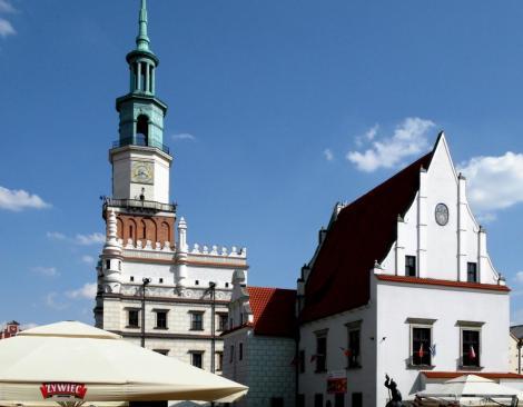 Posen [poln. Poznan]: Stadtwaage und Rathaus (2012)
