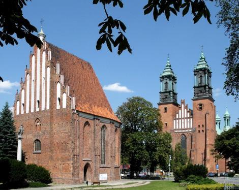 Posen [poln. Poznan]: Marienkirche und Dom (2012)