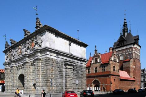 Hohes Tor und Stockturm (2012)