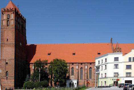 Marienwerder [poln. Kwidzyn]: Dom (2012)