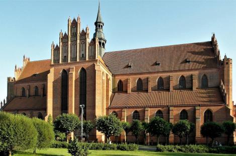 Kirche des Zisterzienserklosters Pelplin (2012)
