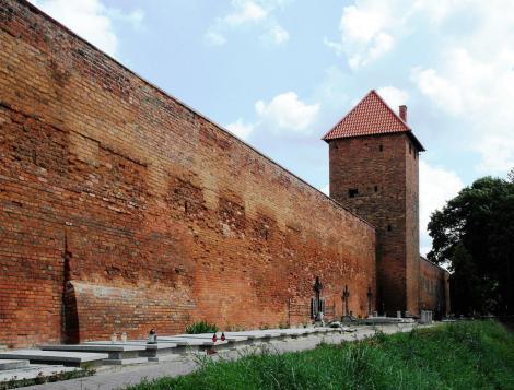 Kulm: Stadtmauer (2012)