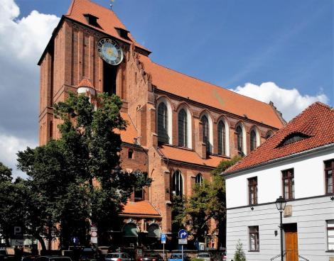 Thorn: Johanneskirche (2012)