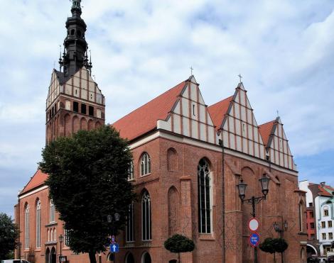 Elbing: Nikolaikirche (2012)