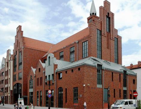 Elbing: Rathaus (2012)