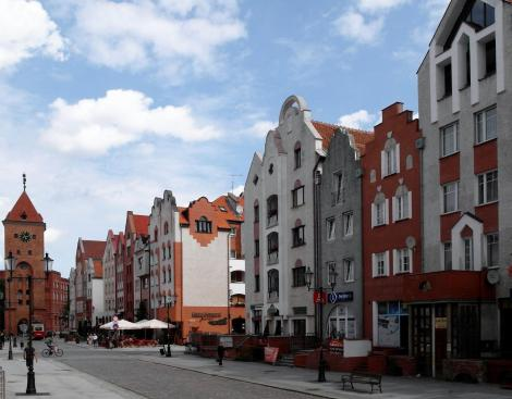 Elbing: Alter Markt (2012)