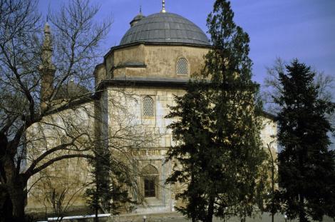 Bursa: Grüne Moschee (1997)