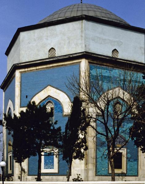 Bursa: Grünes Mausoleum (1997)
