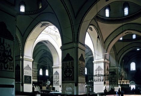 Bursa: Große Moschee (1997)