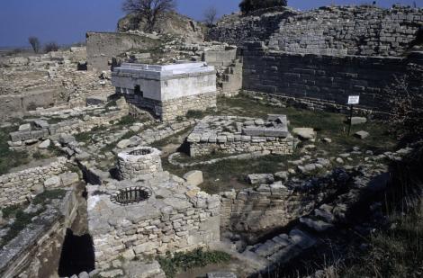 Troja: Heiligtum [Troja VIII] (1997)