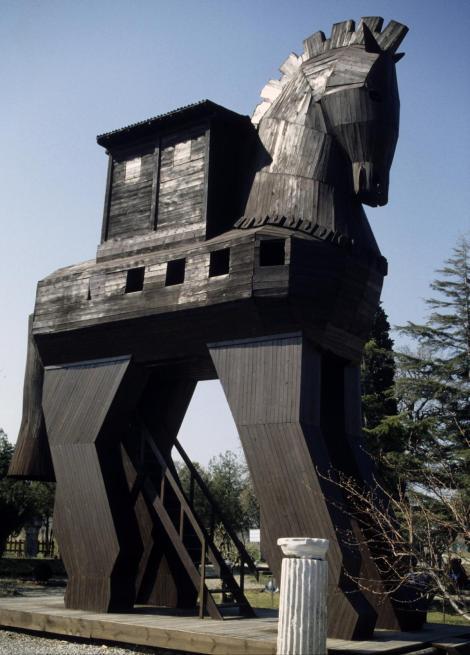 Troja: Trojanisches Pferd (1997)