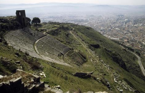 Pergamon: Theater (1997)