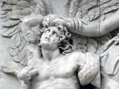 Berlin: Pergamonmuseum - Pergamonaltar (2009)