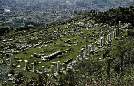 Pergamon: Gymmasium (1997)