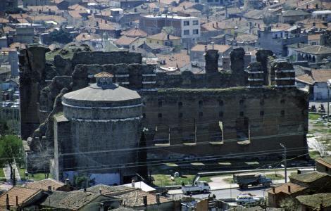 Pergamon: Rote Halle (1997)