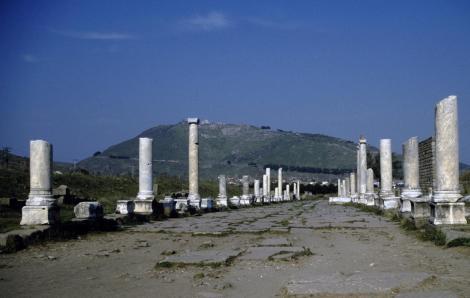 Pergamon: Asklepeion - Heiliger Weg (1997)
