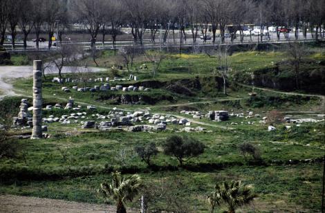 Ephesos: Reste des Artemision (1997)