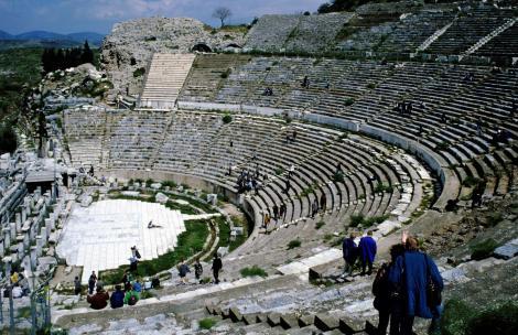 Ephesos: Theater (1997)
