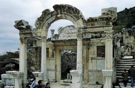 Ephesos: Hadrianstempel (1997)