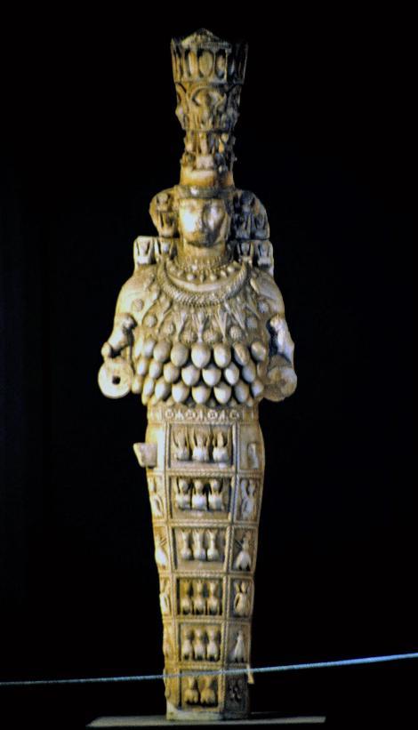 Ephesos: Museum - Große Artemis (1997)