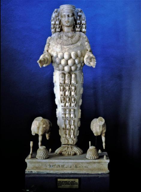 Ephesos: Museum - Kleine Artemis (1997)