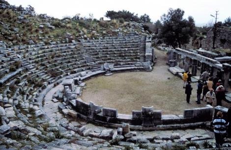 Priene: Theater (1997)