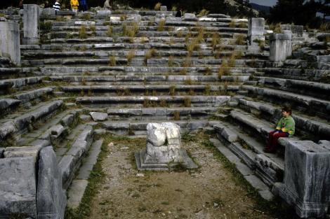 Priene: Bouleuterion (1997)