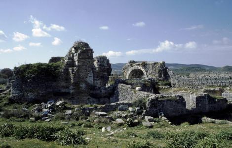 Milet: Faustina-Thermen (1997)
