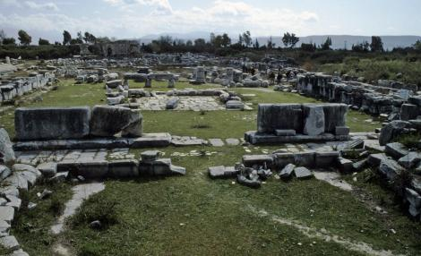 Milet: Bouleuterion (1997)