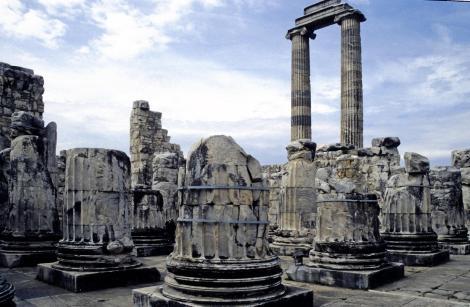 Didyma: Apollontempel - Vorhalle (1997)
